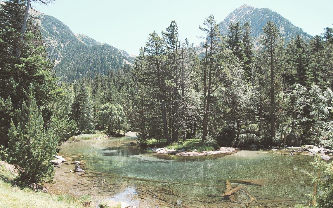 Parque Nacional de Aigües Tortes