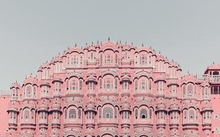Palacio Hawa Mahal, Jaipur