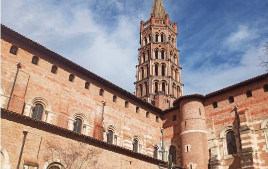 Basílica de Saint Sernin, Toulouse