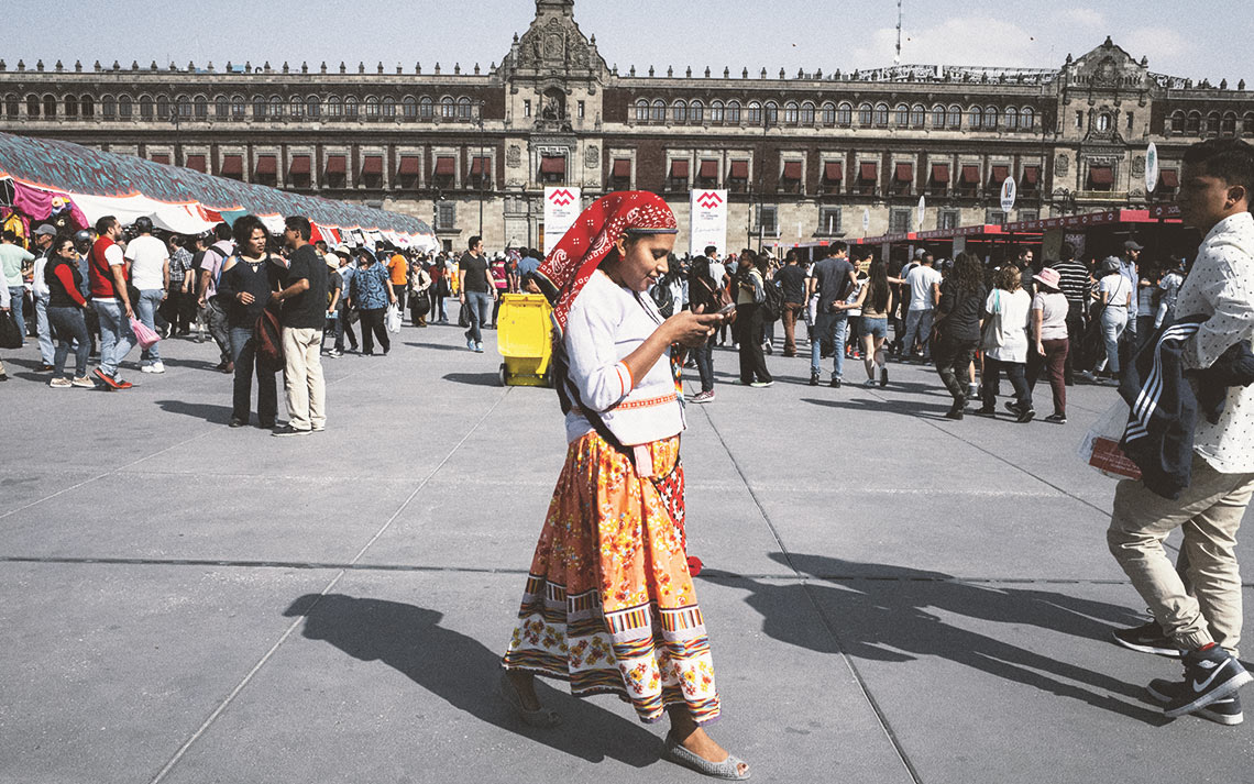 """""""Zócalo"""", Ciudad de México"""