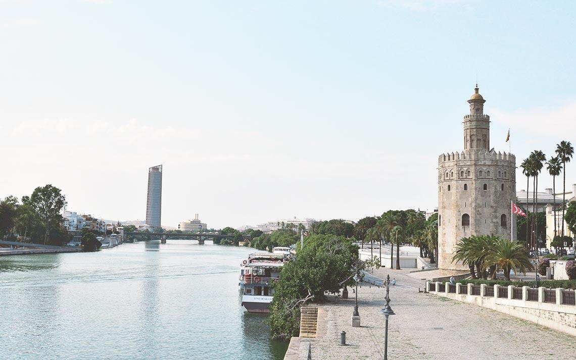 Torre del Oro, Sevilla